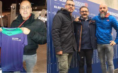 La domenica di corsa da Milano a Firenze