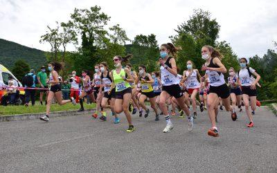 Grande giornata di sport a Concesio con il Campionato Italiano Giovanile di Corsa in Montagna