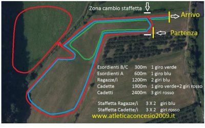 Domenica 15/2: VII° Trofeo Comune di Concesio